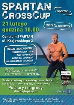 SPARTAN Cross Cup – zawody siły i sprawności