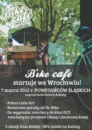 Piknik z okazji otwarcia Bike Café.