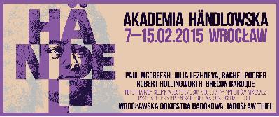 Akademia Händlowska: G.F. Händel Acis i Galatea HWV 49