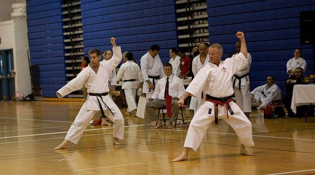 Mistrzostwa Polski seniorów w karate