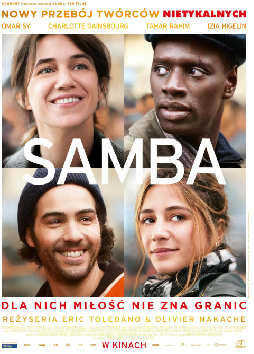 Przedpremierowy pokaz filmu Samba