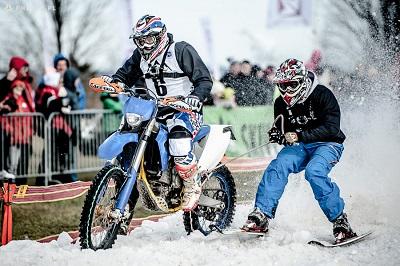 IV Międzynarodowe Mistrzostwa Polski w Skijoering Devil Energy Cup