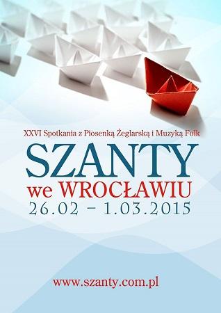 Szanty we Wrocławiu