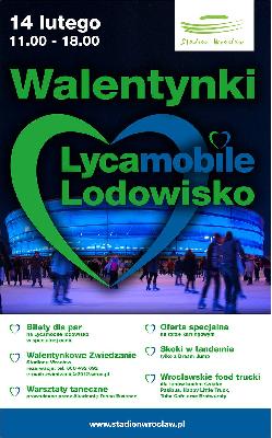 Walentynki na Stadionie Wrocław
