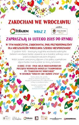 Zakochani we Wrocławiu