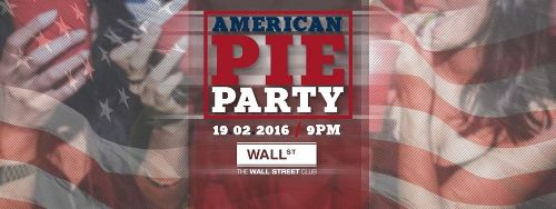 American Pie party w klubie Wall Street