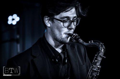 Taras Bakovskyi Trio w klubie Vertigo