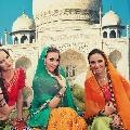 Taniec Bollywood i indyjskie rytmy