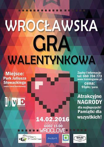 Wrocławska Gra Walentynkowa