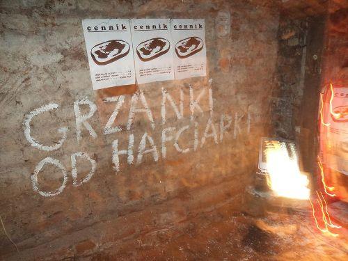 Wystawa prac Grupy Hafciarki w klubie pod Kolumnami