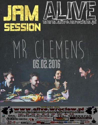 Jam session w klubie Alive