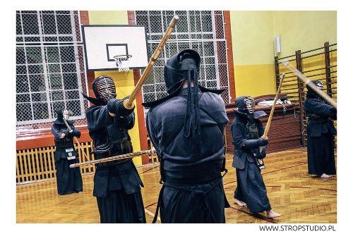 Bezpłatne warsztaty kendo