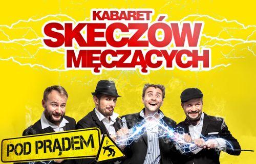 Kabaret Skeczów Męczących w WCK
