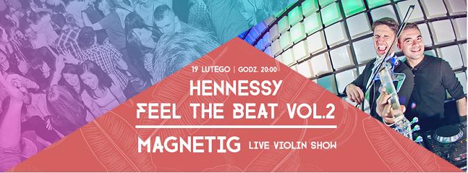MagnetiG Violin Show, czyli fluo skrzypce