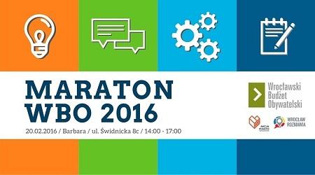 Maraton pisania projektów WBO 2016