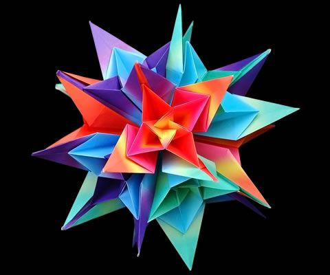 Warsztaty origami w Family Cafe