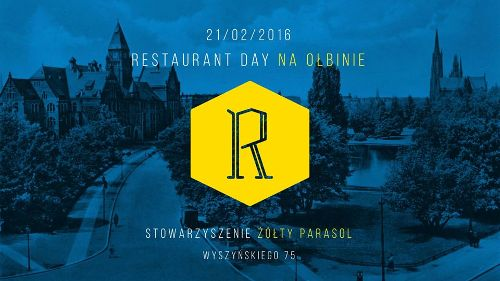 Restaurant Day na Ołbinie