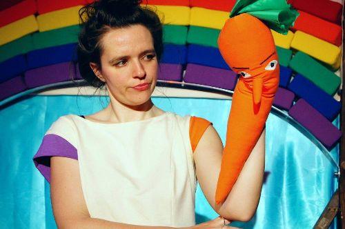 Spektakl dla dzieci: Skąd się biorą kolory?
