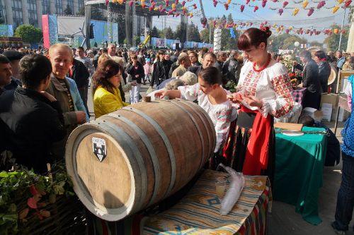 Bułgarskie Święto Wina w Starym Klasztorze