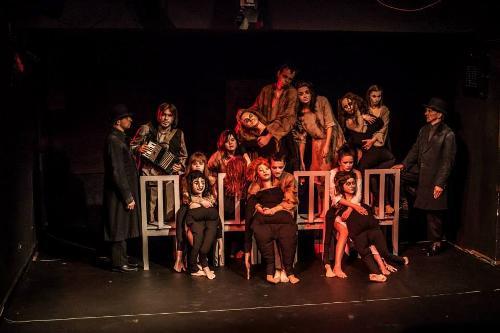Statek szaleńców w Teatrze Arka