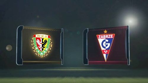 Piłka nożna: Śląsk Wrocław – Górnik Zabrze