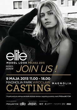 Casting ELITE MODEL LOOK POLAND
