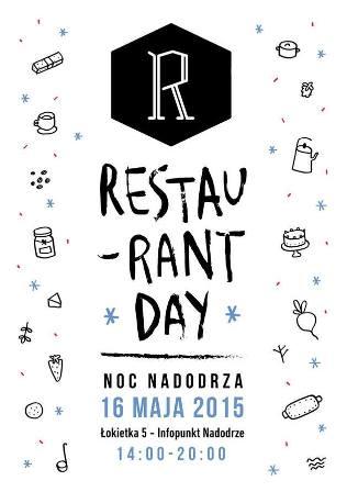 Restaurant Day podczas Nocy Nadodrza