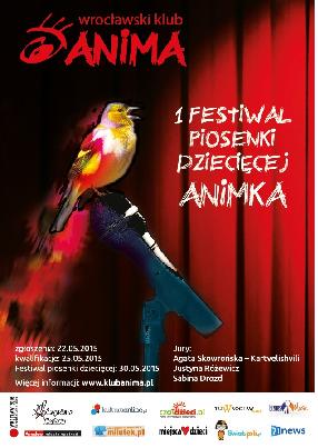 """I Festiwal Piosenki Dziecięcej \"""" data-mce-src="""