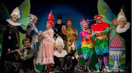 CZARODZIEJSKI FLET we Wrocławski Teatrze Lalek