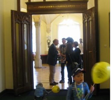 Drzwi otwarte Urzędu Miejskiego Wrocławia