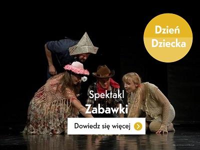 Dzien Dziecka we wrocławskim Centrum Twórczości Dziecka