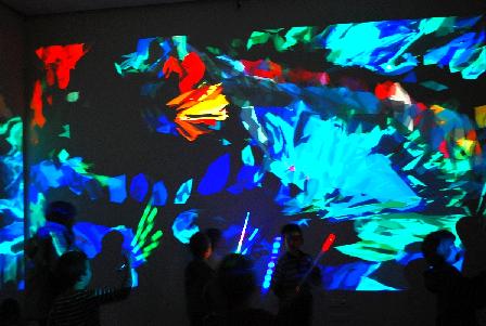 Dzień Dziecka na Biennale WRO – sieciowe Malowanie