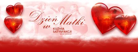Wiosenny aktywny weekend z ZUMBĄ, BADMINTONEM, SAUNĄ... - świętujemy Dzień Matki