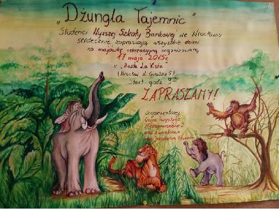 Dżungla Tajemnic - festyn majówkowy