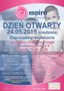 Dzień otwarty w Centrum Terapii Espiro