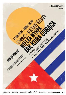 Ethnos- kultury świata - Wielka Wyspa jak Kuba gorąca!