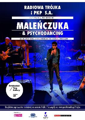 Świebodzki Targ Kultury - Maciej Maleńczuk & Psychodancing