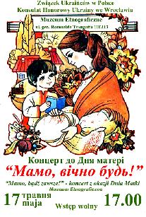 "Koncert z okazji Dnia Matki \"" data-mce-src="