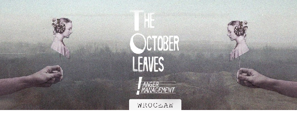 Koncert The October Leaves + Anger Management