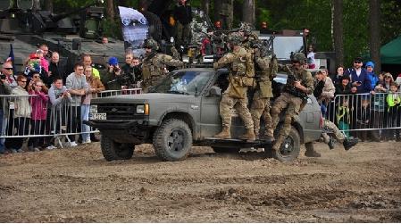 """VII Majówka Żołnierska """"Operacja Zachód"""""""