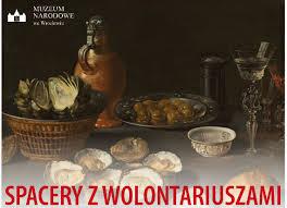 """Muzeum Narodowe we Wrocławiu - """"Spacery z wolontariuszami"""""""