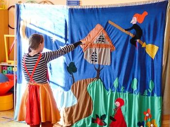Wyrusz z Zosią do bajkowej krainy – bezpłatny spektakl teatralny dla dzieci