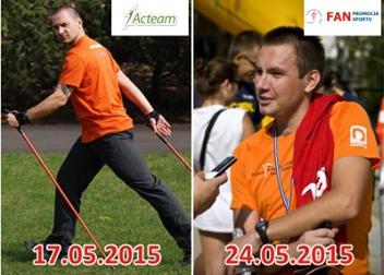 4. Przygotuj się do 5. Mistrzostw Wrocławia w Nordic Walking
