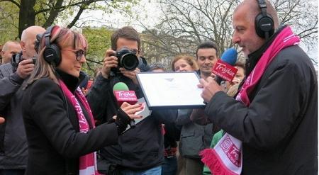 Audycja radiowej Trójki na żywo z Wrocławia