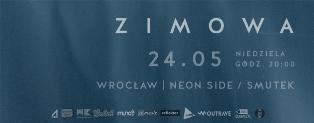 ZIMOWA live Neon Side / Smutek