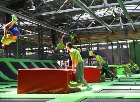 GOJump - rusza park trampolin