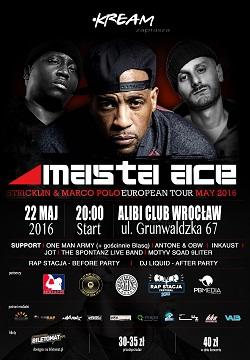 Masta Ace koncert w Alibi