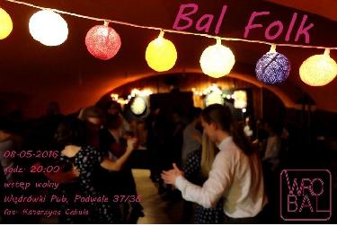 Ballanga w Wędrówkach | potańcówka