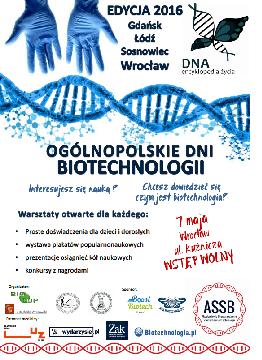 Ogólnopolskie Dni Biotechnologii
