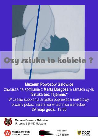 Sztuka bez tajemnic w Muzeum Galowice